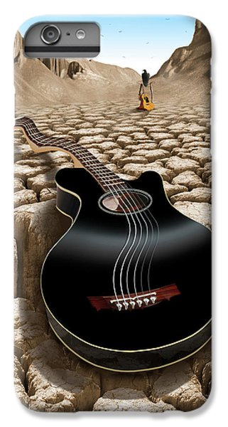An Acoustic Nightmare 2 IPhone 6 Plus Case