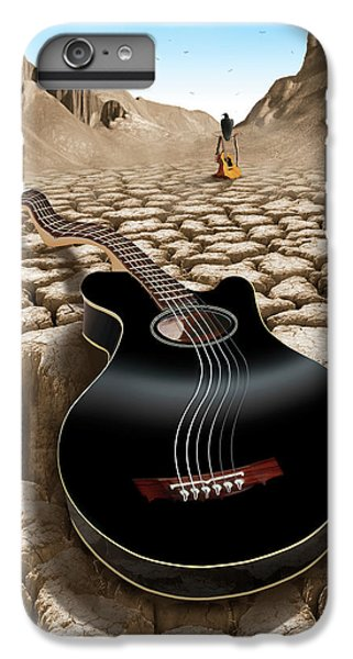 An Acoustic Nightmare 2 IPhone 6 Plus Case by Mike McGlothlen