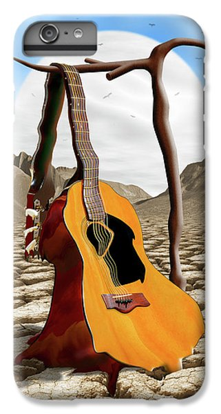 An Acoustic Nightmare IPhone 6 Plus Case by Mike McGlothlen
