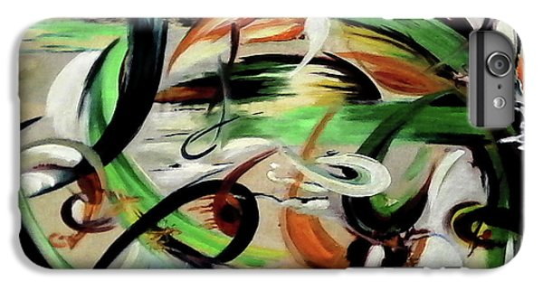 iPhone 6 Plus Case - Analysis And Sentiment by Carmen Fine Art