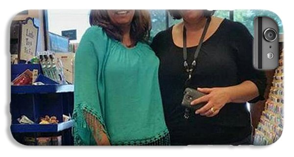 iPhone 6 Plus Case - And Another With My Friend Maggie..who by Robin Mead