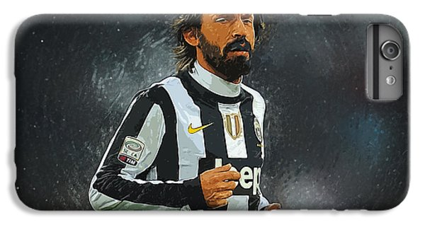 Andrea Pirlo IPhone 6 Plus Case