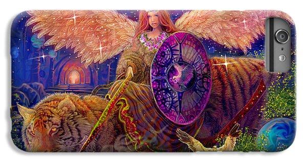 Angel Tarot Card Angel Fairy Dream IPhone 6 Plus Case