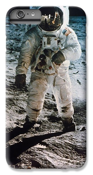 Apollo 11: Buzz Aldrin IPhone 6 Plus Case by Granger