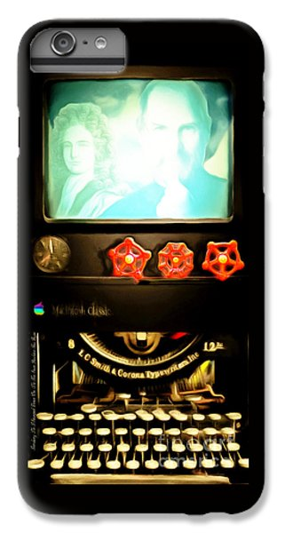 Apple Announcement Introducing The I-steampunk One 20160321 IPhone 6 Plus Case