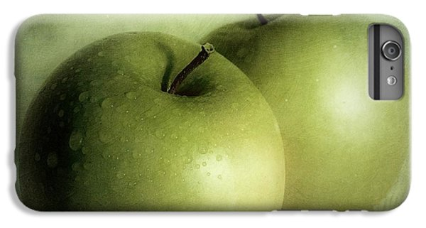 Apple Painting IPhone 6 Plus Case by Priska Wettstein