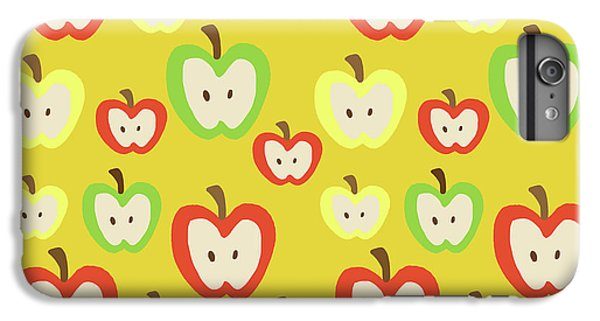Apples IPhone 6 Plus Case by Nicole Wilson