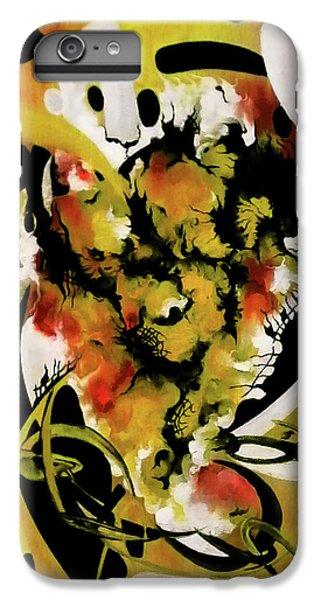 iPhone 6 Plus Case - Architectonic Reappearance Of Luminous Information by Carmen Fine Art