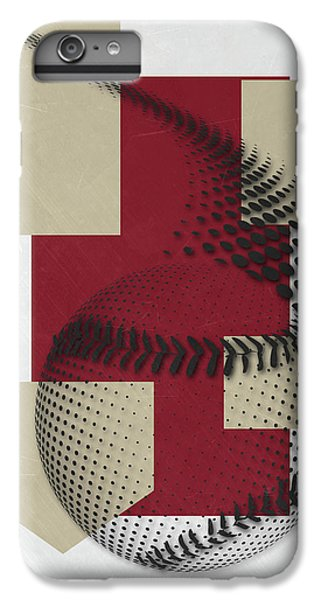 Arizona Diamondbacks Art IPhone 6 Plus Case