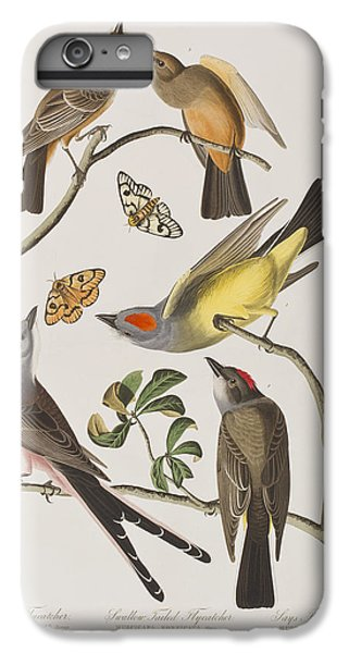 Arkansaw Flycatcher Swallow-tailed Flycatcher Says Flycatcher IPhone 6 Plus Case
