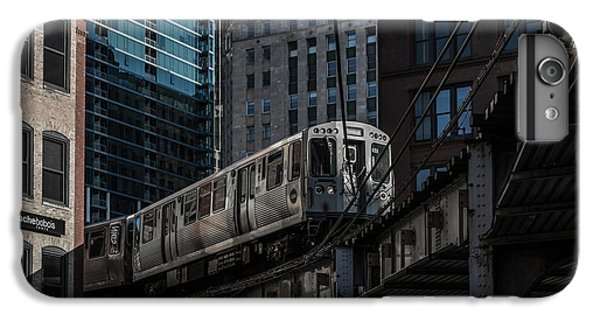 Around The Corner, Chicago IPhone 6 Plus Case by Reinier Snijders