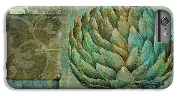Artichoke Margaux IPhone 6 Plus Case by Mindy Sommers