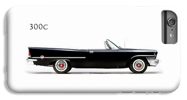 Car iPhone 6 Plus Case - Chrysler 300c 1957 by Mark Rogan