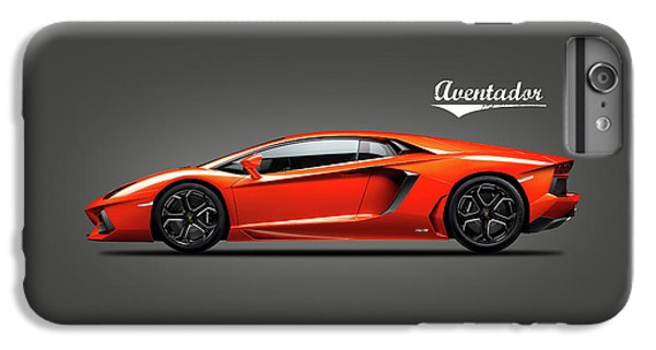 Lamborghini Aventador IPhone 6 Plus Case