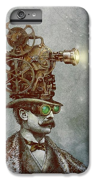 Magician iPhone 6 Plus Case - The Projectionist by Eric Fan