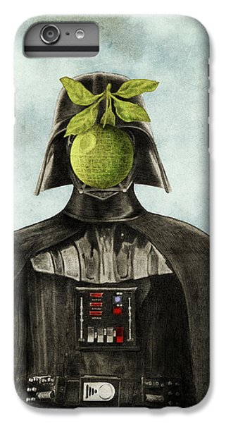 Son Of Darkness IPhone 6 Plus Case by Eric Fan