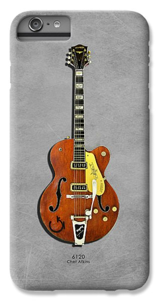 Gretsch 6120 1956 IPhone 6 Plus Case by Mark Rogan