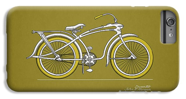Bicycle iPhone 6 Plus Case - Bicycle 1937 by Mark Rogan