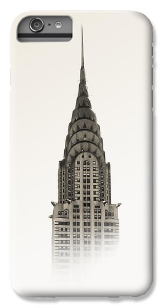 Building iPhone 6 Plus Case - Chrysler Building - Nyc by Nicklas Gustafsson