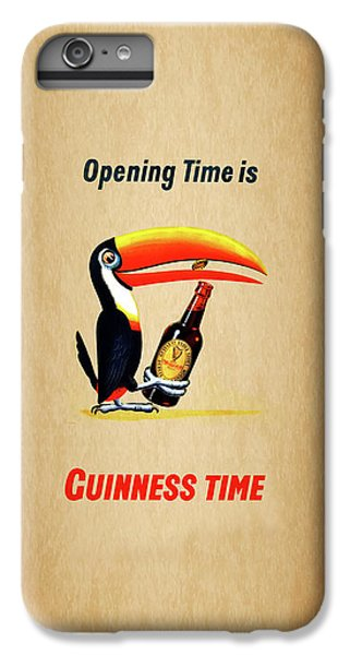 Opening Time Is Guinness Time IPhone 6 Plus Case