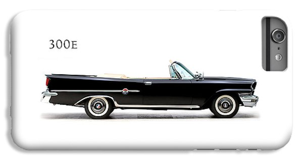 Car iPhone 6 Plus Case - Chrysler 300e 1959 by Mark Rogan