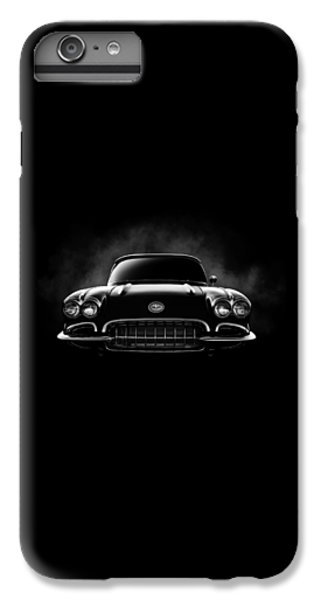 Car iPhone 6 Plus Case - Circa '59 by Douglas Pittman