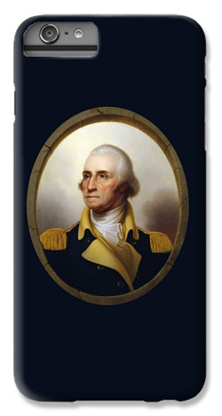 General Washington - Porthole Portrait  IPhone 6 Plus Case