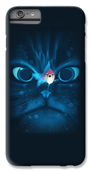 Cat Fish IPhone 6 Plus Case