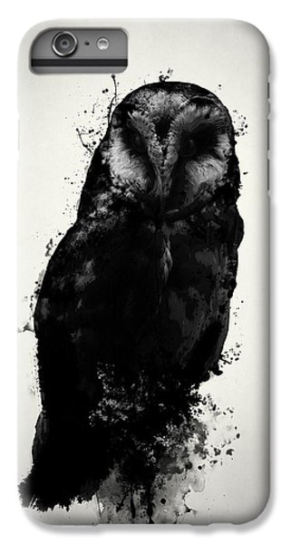 Owl iPhone 6 Plus Case - The Owl by Nicklas Gustafsson