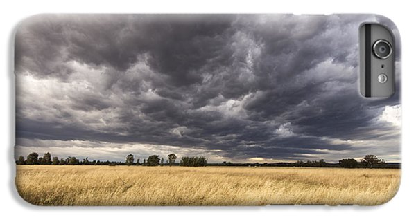 The Calm Before The Storm IPhone 6 Plus Case by Linda Lees