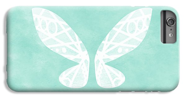 Fairy iPhone 6 Plus Case - Fairy Wings- Art By Linda Woods by Linda Woods