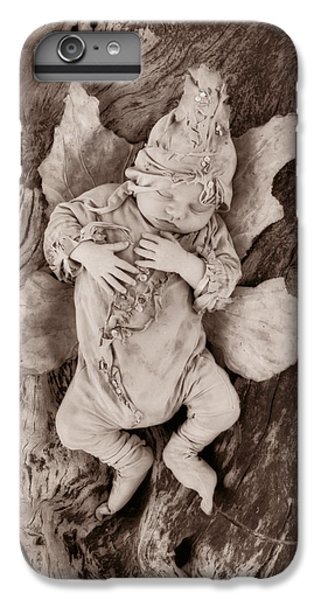 Fairy iPhone 6 Plus Case - Driftwood Fairy by Anne Geddes