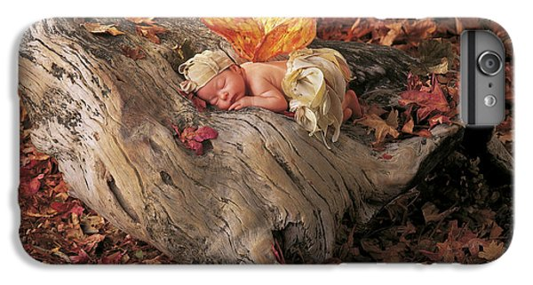 Fairy iPhone 6 Plus Case - Woodland Fairy by Anne Geddes