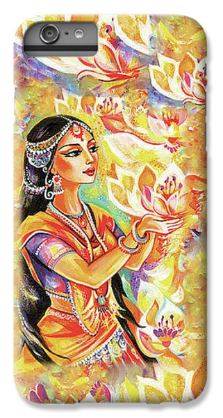 Pray Of The Lotus River IPhone 6 Plus Case
