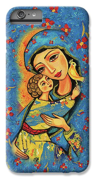 Mother Temple IPhone 6 Plus Case