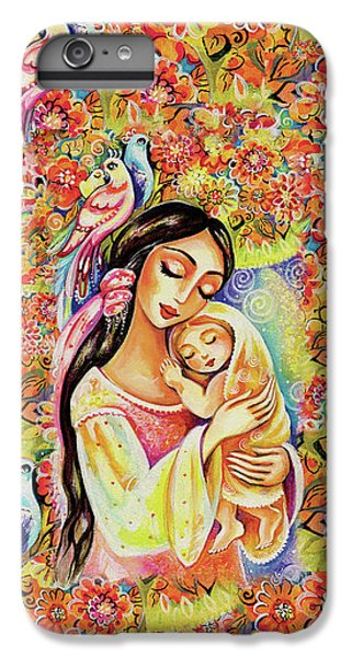Little Angel Dreaming IPhone 6 Plus Case
