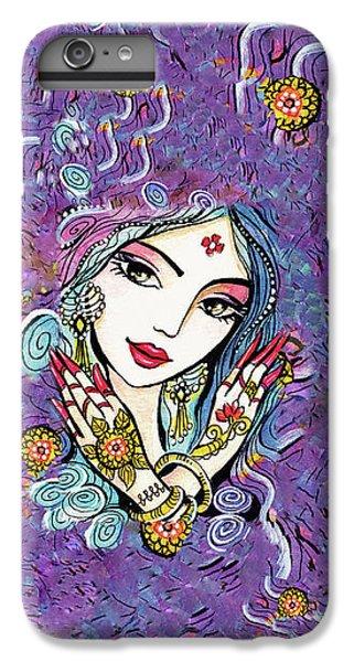 Hands Of India IPhone 6 Plus Case