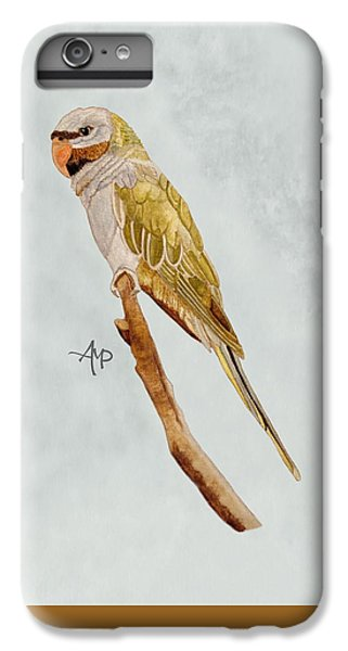 Derbyan Parakeet IPhone 6 Plus Case