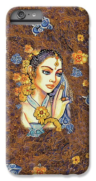 IPhone 6 Plus Case featuring the painting Amari by Eva Campbell