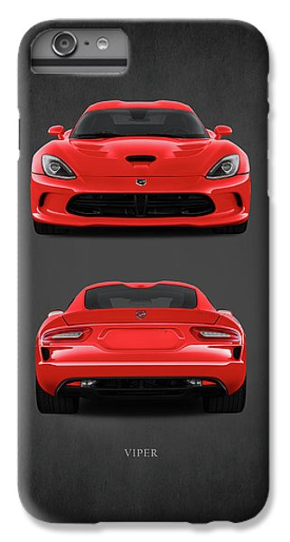 Viper IPhone 6 Plus Case by Mark Rogan
