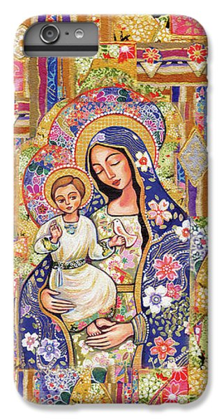 Panagia Eleousa IPhone 6 Plus Case