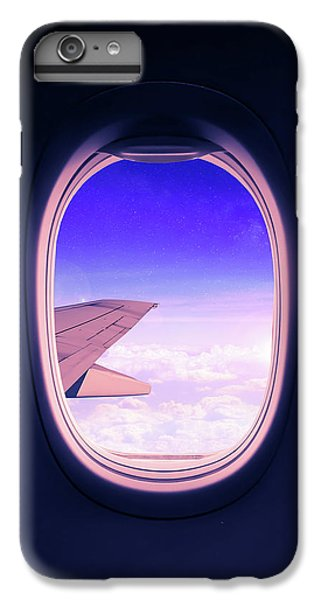 Airplane iPhone 6 Plus Case - Travel The World by Nicklas Gustafsson