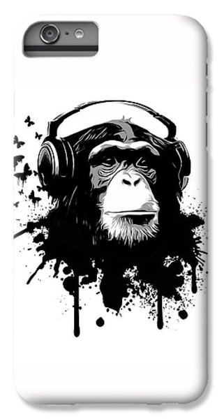 Monkey Business IPhone 6 Plus Case by Nicklas Gustafsson
