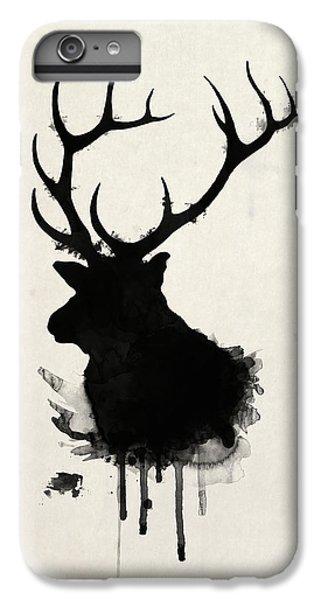 Nature iPhone 6 Plus Case - Elk by Nicklas Gustafsson