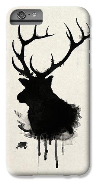 iPhone 6 Plus Case - Elk by Nicklas Gustafsson