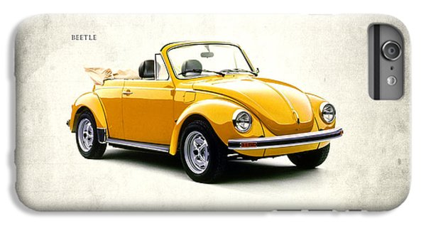 Vw Beetle 1972 IPhone 6 Plus Case by Mark Rogan