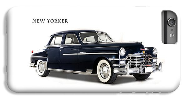 Car iPhone 6 Plus Case - Chrysler New Yorker 1949 by Mark Rogan