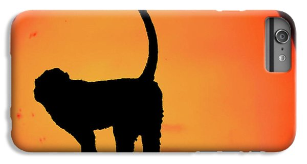 As The Day Ends IPhone 6 Plus Case