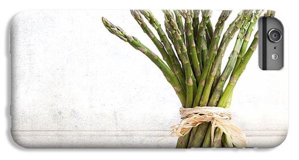 Asparagus Vintage IPhone 6 Plus Case by Jane Rix