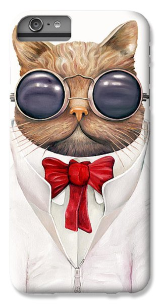 Astro Cat IPhone 6 Plus Case by Animal Crew